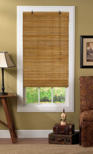 Price For Bamboo Blinds At Menards Bamboo Matchstick Natural