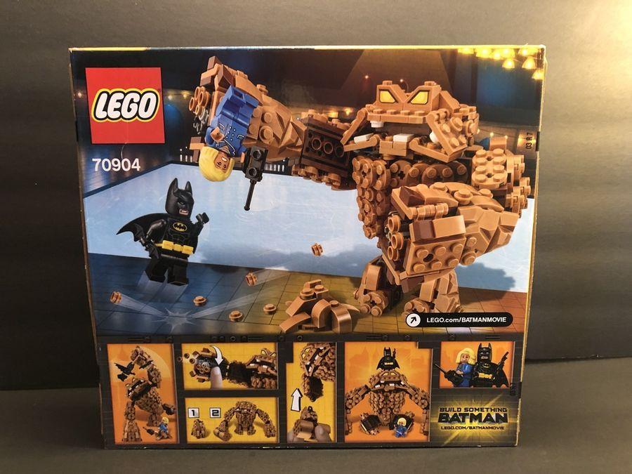 BRAND NEW! LEGO Batman Movie Clayface Splat Attack
