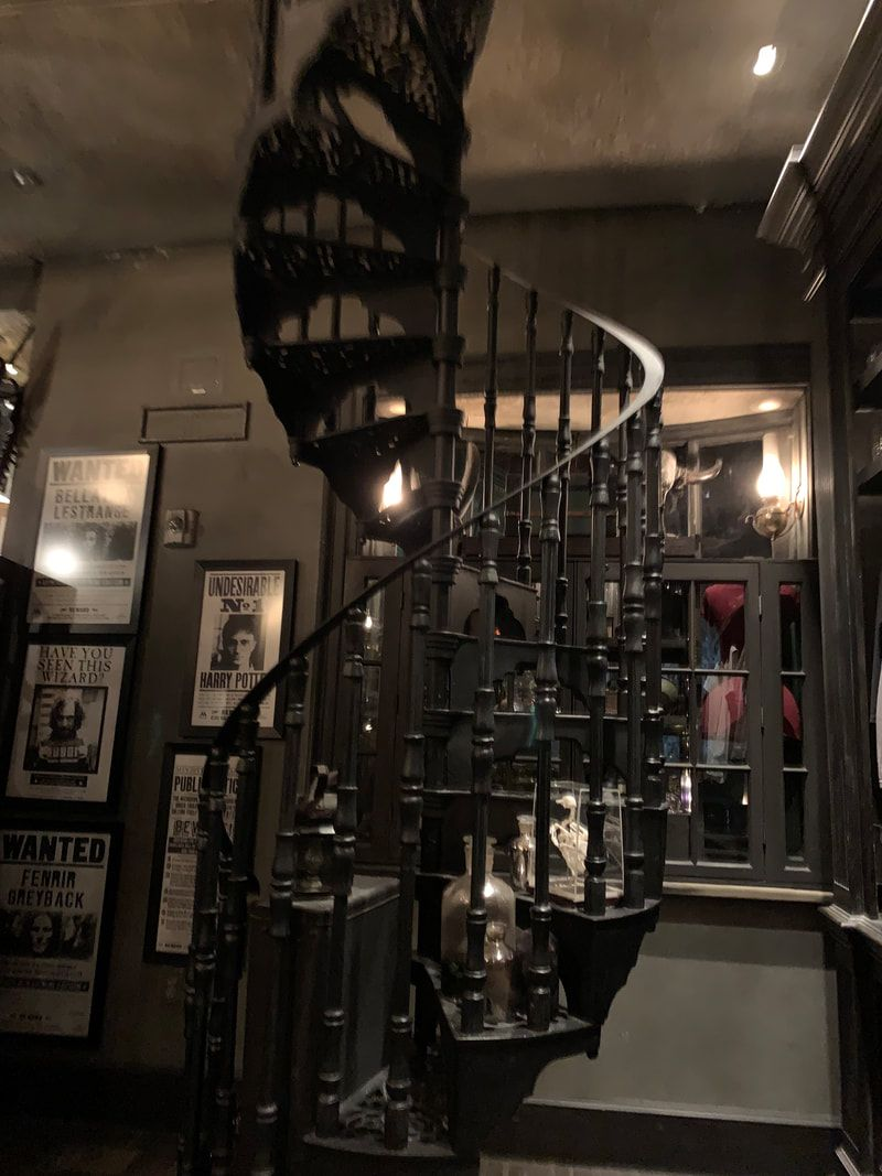 Borgin And Burke S Learn About The Top 10 Things You Cannot Miss On Your Visit To The Wiz Wizarding World Of Harry Potter Harry Potter Travel Wizarding World