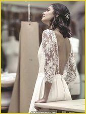 Photo of Creative and Great Laure de Sagazan   Wedding dress an …