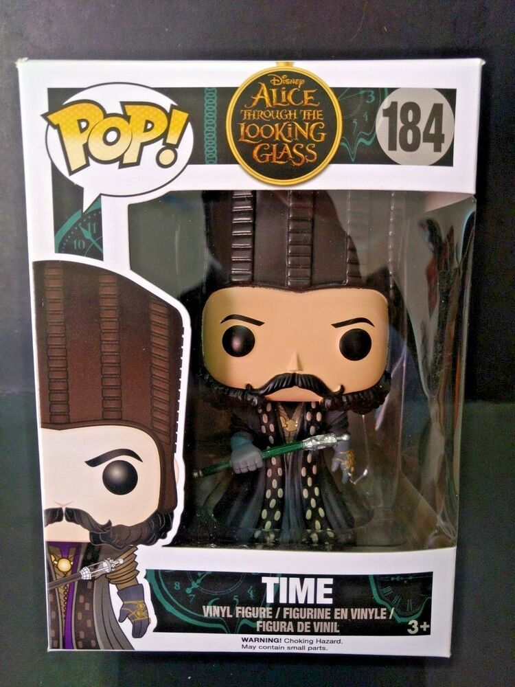 f24b631d2aa Time Funko Pop Alice Through the Looking Glass Disney  184 in Pop Shield   affilink