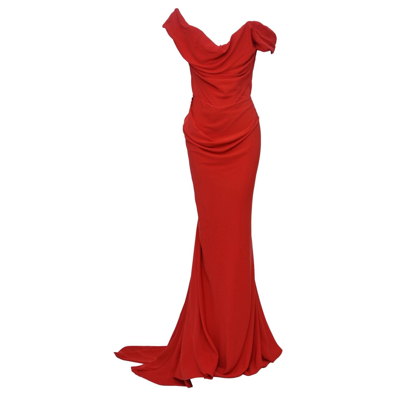 Vivienne Westwood Cocotte Red Gold