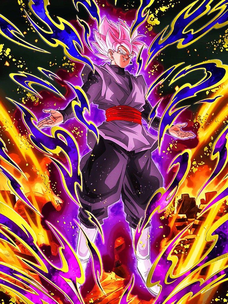 Epitome Of Sublime Beauty Goku Black Super Saiyan Rose At Last Goku S Power Is Fully Dragon Ball Super Manga Anime Dragon Ball Super Dragon Ball Artwork