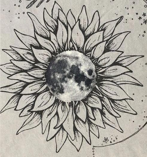 Photo of #coolgeometrictattos #Sunflower #Tattoos  Gorgeous Sunflower Tattoos For Women