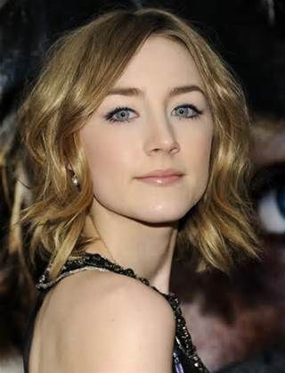 Saoirse Ronan And Her Boyfriend Bing Images Actresses Beauty Short Hair Styles