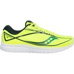 Photo of Saucony Kinvara 10 men's running shoes, size 44 in yellow SauconySaucony