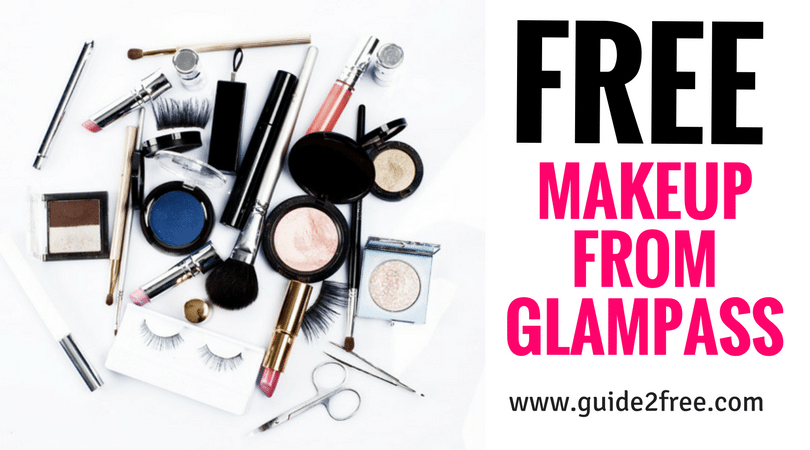 Sign up for free makeup