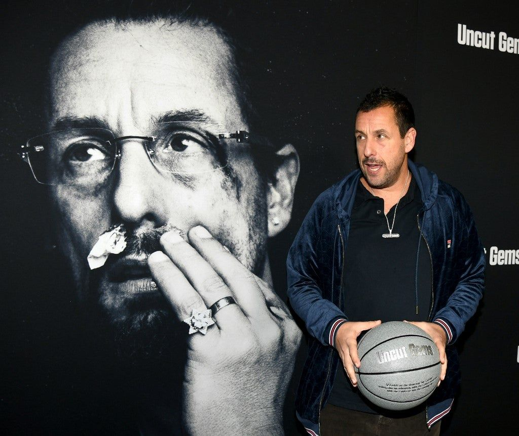Adam Sandler Wants to Change Character Name in 'Uncut Gems
