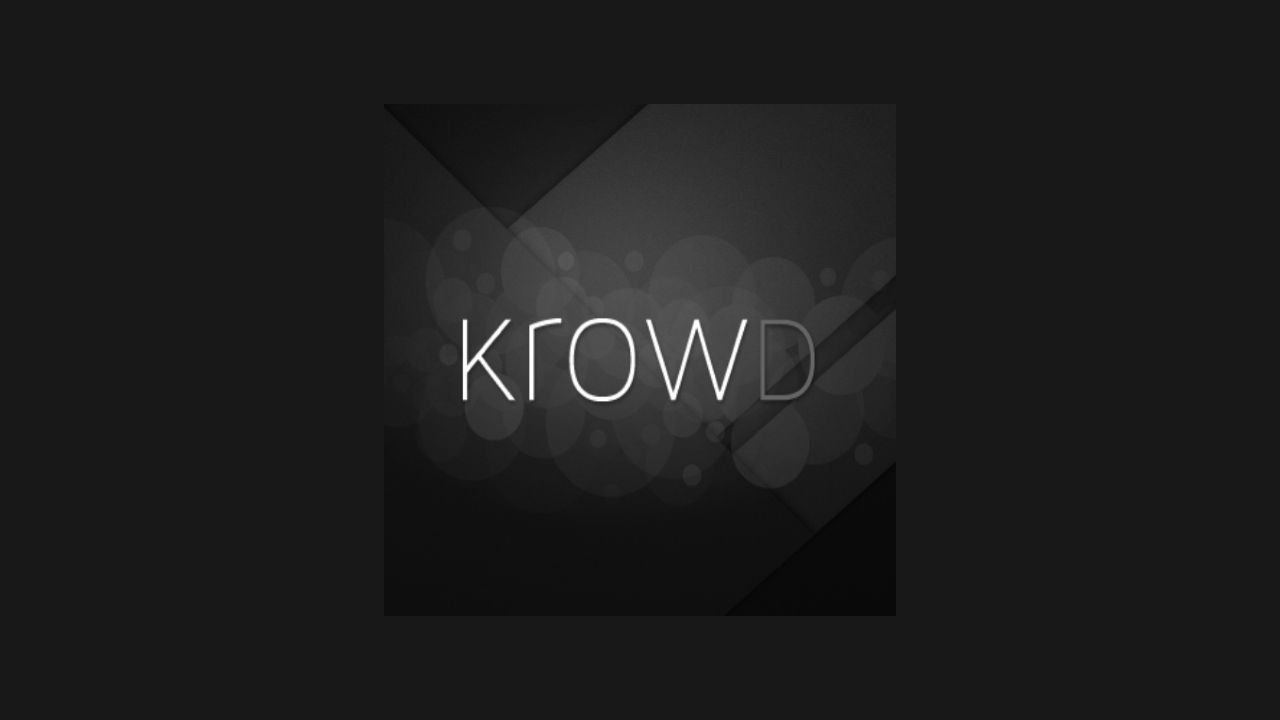 KrowD Everything You Need to Know App login, Instant
