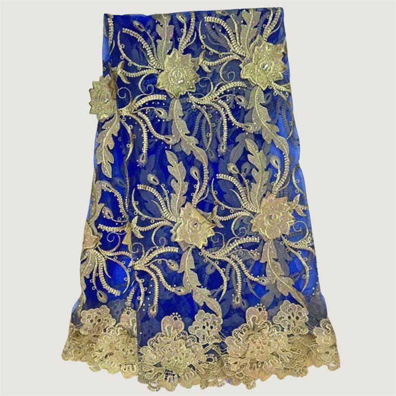 Afrikanische Spitze Stoff Hochwertige Tüll Spitze, Französisch Voile Guipure tüll mesh Spitze Stoff für brautkleider WS1062
