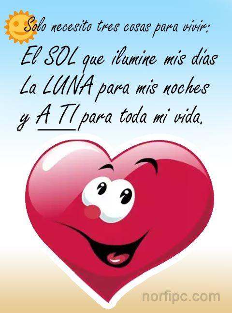 100 Frases De Amor Para Enamorados En Facebook Noche Love You