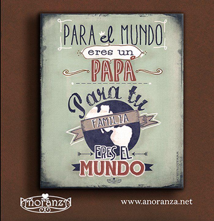 Descubre los nuevos diseños de AÑORANZA para este día del PADRE!!!
