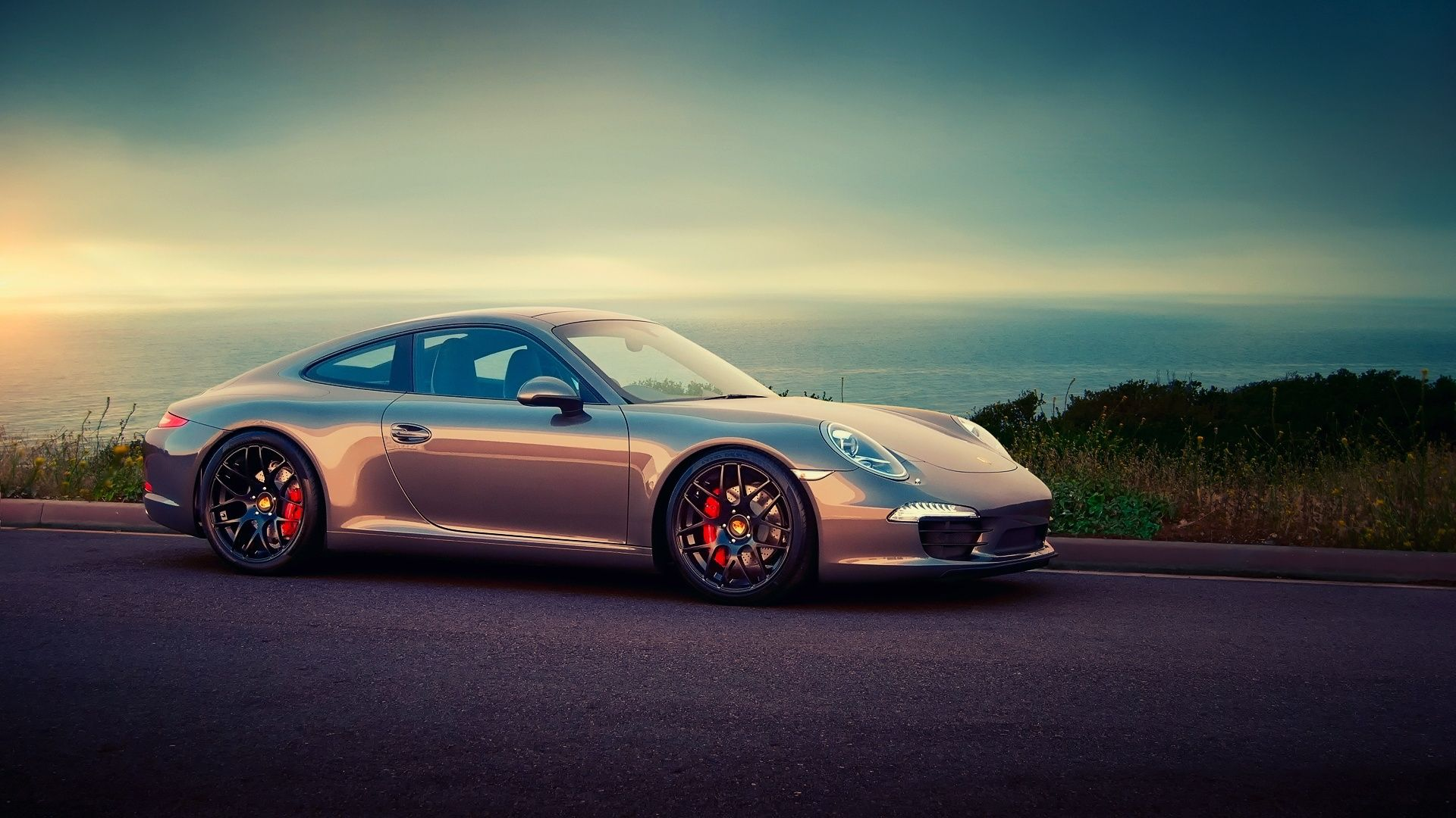 Porsche Wallpaper Widescreen Fy