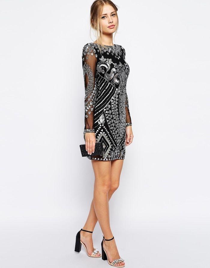 ▷ 1001 + Ideen für Silvester Outfit zum Faszinieren für Sie und Ihn ...