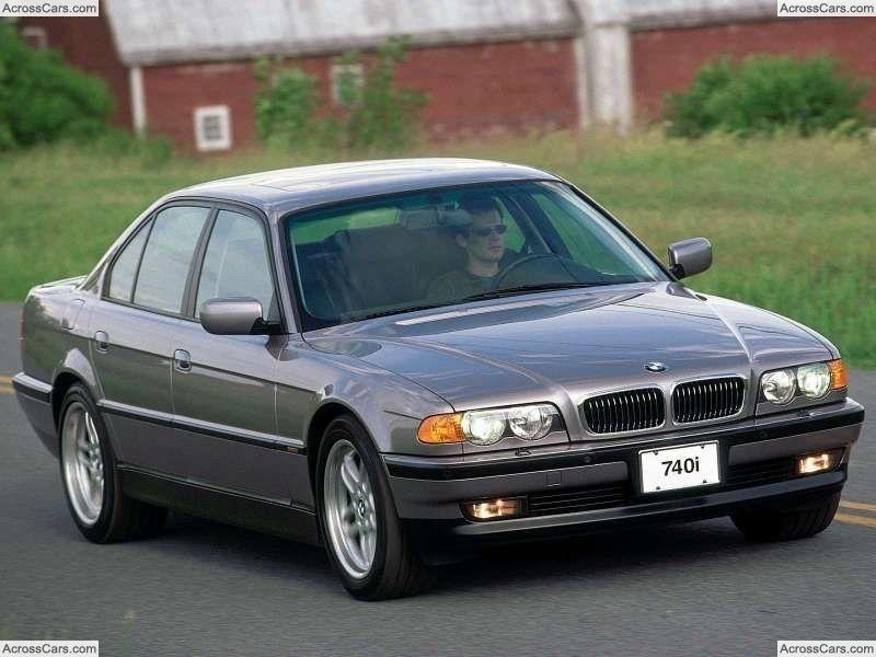 Bmw 740i 2000 With Images Bmw 7 Series Bmw Bmw E38
