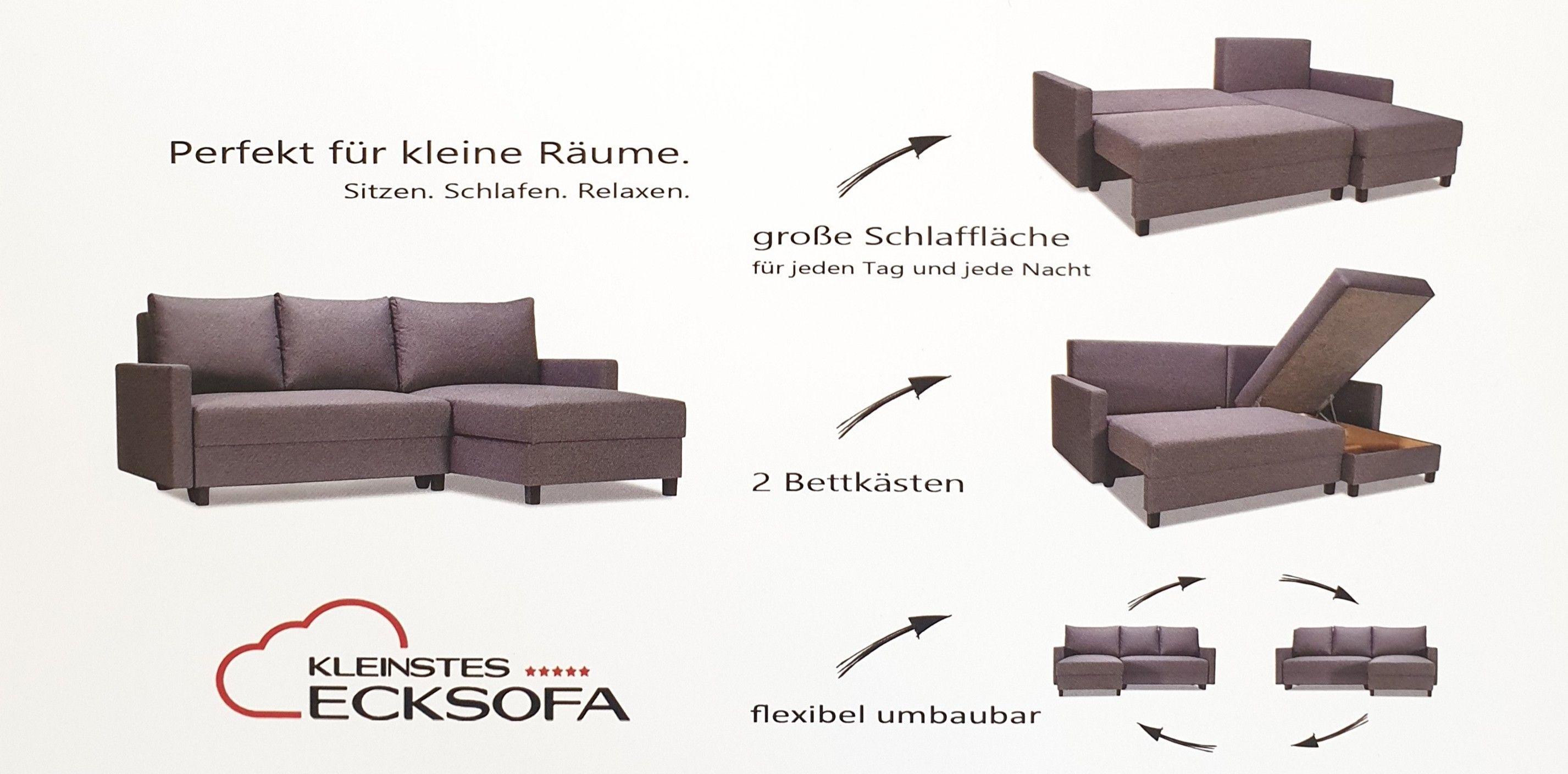 Perfekt Fur Kleine Raume Sofas Fur Kleine Raume Sofa Mit Schlaffunktion Sofa