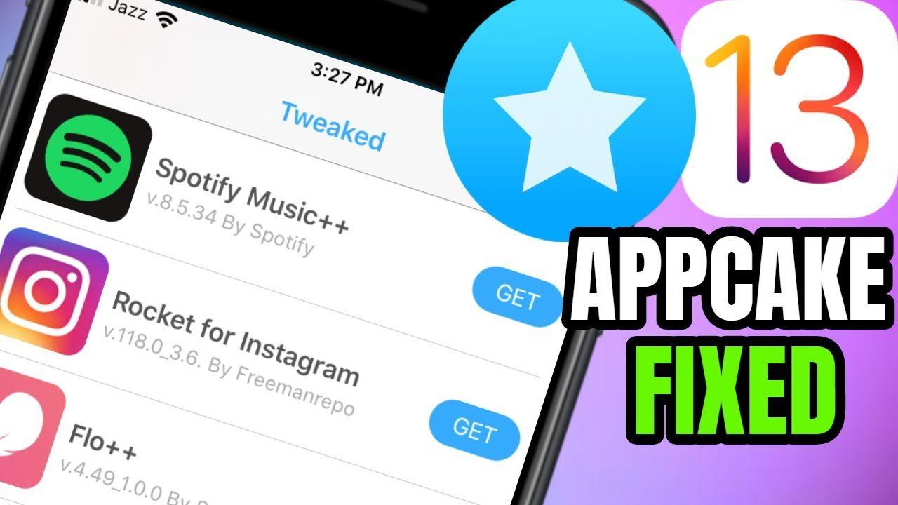 How to Download Tweaks Apps Fix Appcake Install Tweaks iPA