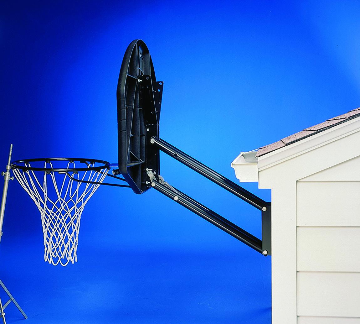 Spalding 8839s Adjustable Basketball Backboard Brackets On Sale Basketball Accessories Basketball Backboard Basketball Hoop
