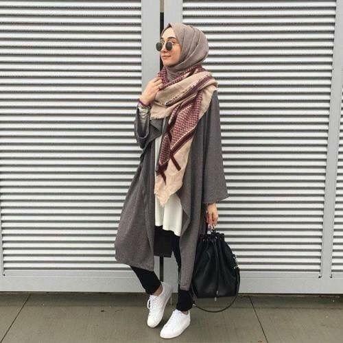 Image de hijab, fashion, and muslim