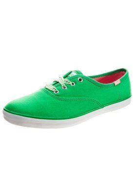 c6061ba2c61 I ve just found Keds CHAMPION SEASONAL SOLID Trainers green on   SnapFashion. What