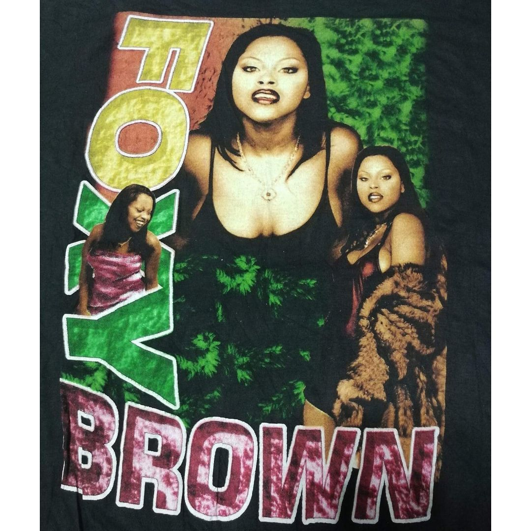 Vintage 90s Foxy Brown Get Me Home Ill Na Na Bootleg