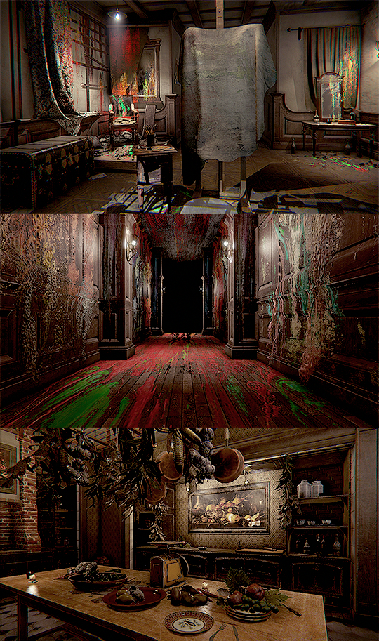 Layers Of Fear Layers Of Fear Fear Game The Evil Within
