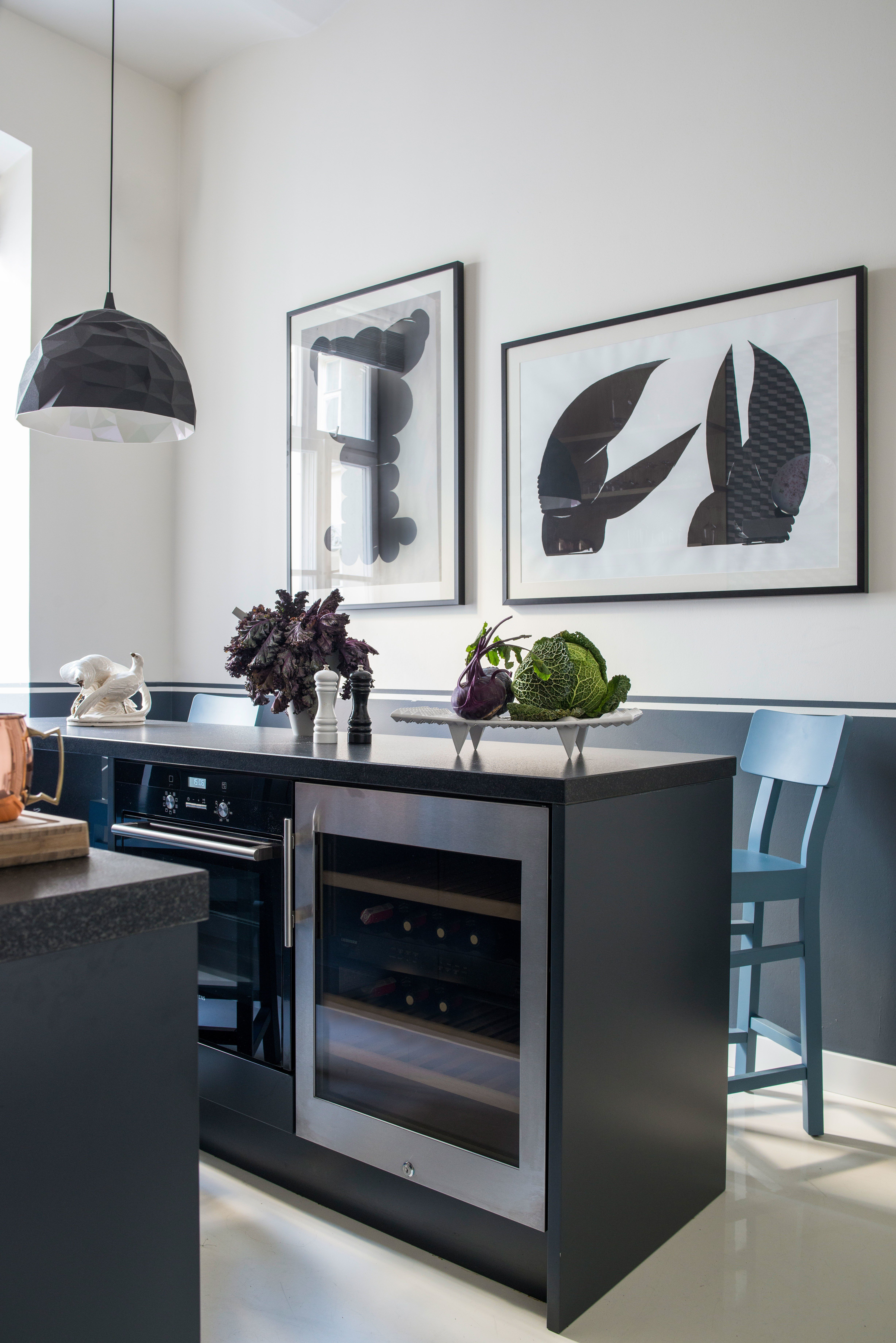 A Paint Trick That Adds Architectural Character Without The Cost