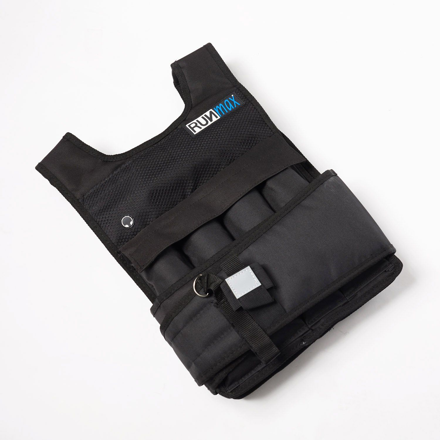 RUNmax RUNFast RM_20 Pro Weighted Vest 20 lb. >>> Learn
