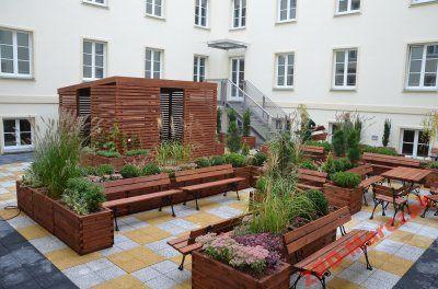 Donica Z Kantowki 60x40cm Impregnowana Cisnieniowo 6128252358 Oficjalne Archiwum Allegro Patio Outdoor Decor Home Decor