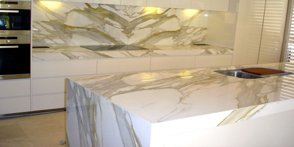 Best Calacatta Gold Seattle Granite Countertops Marble 400 x 300