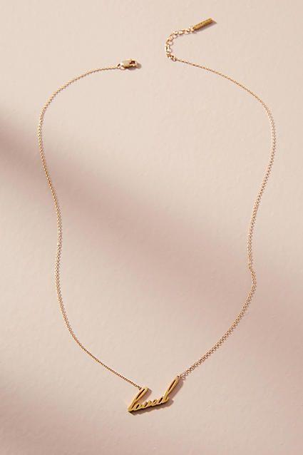 Thatch Femme Necklace 9y5FLLdg9P