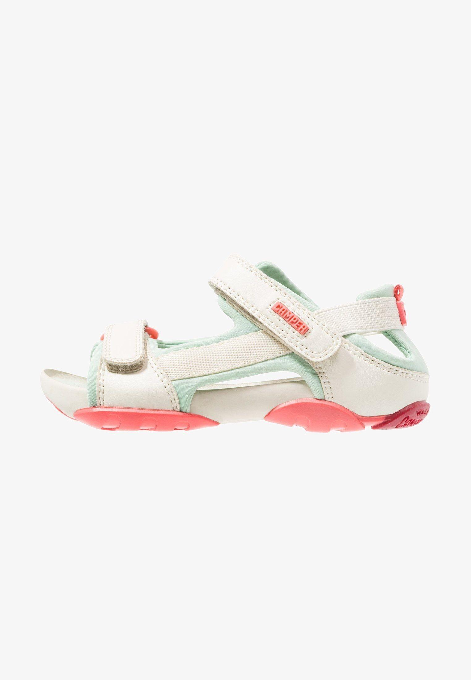 Ous Kids Riemensandalette Multicolor Zalando De In 2020 With Images Kids Sandals Girls Sandals Girls Shoes