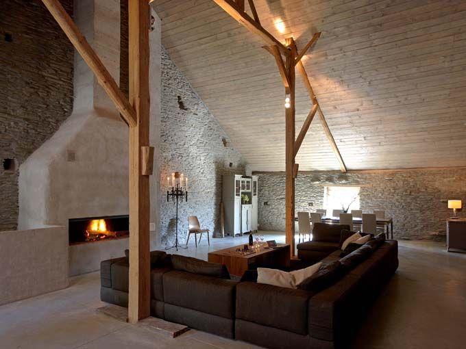 interieur chalet oyes moods pinterest interieur chalet chalet et grange. Black Bedroom Furniture Sets. Home Design Ideas