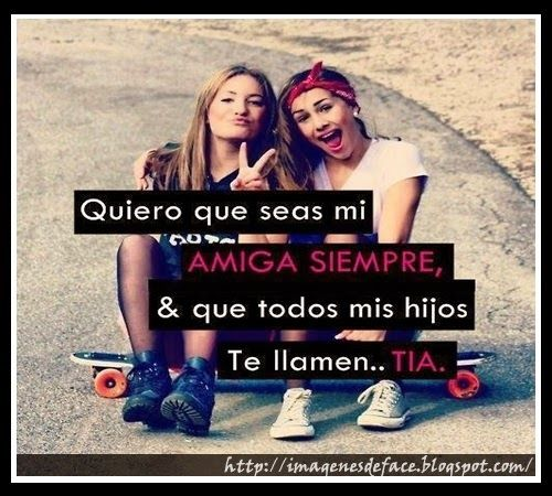 Poderosas Postales Para Valorar Amigas Bff Quotes Bff Crazy Friends