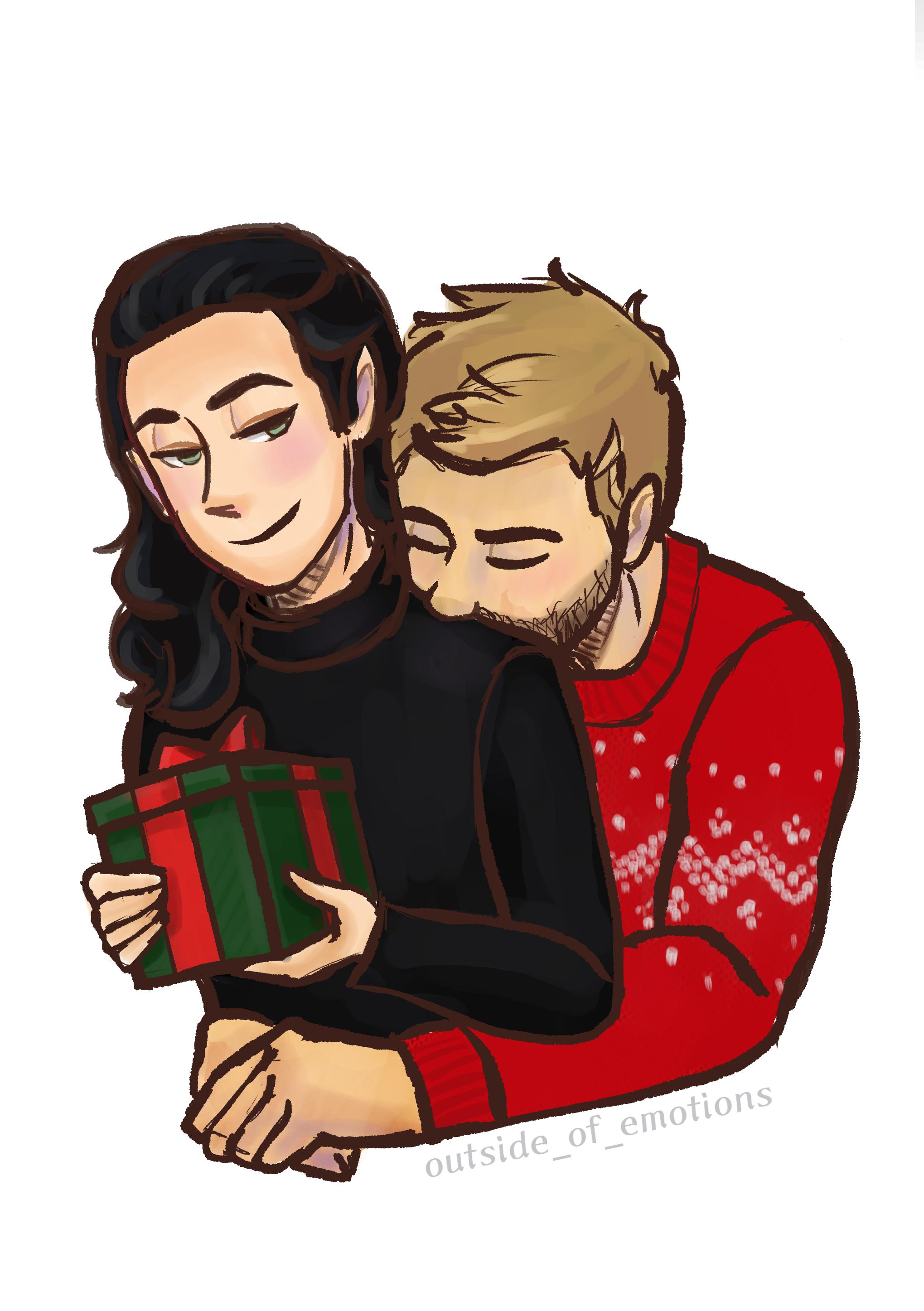 Hela Loki And Thor Fanart