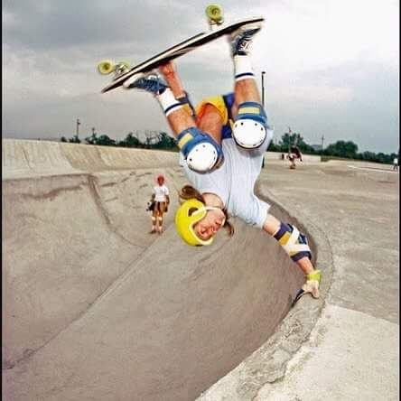 Neil Harding At Rom With Images Skate Park Skate And Destroy