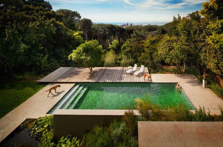 Gorgeous! Architect: Antonio Zaninovic  Image Via: Desire To Inspire  #Alfresco #Pool