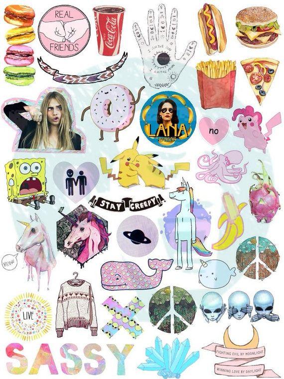 Popular Aesthetic Vsco Stickers