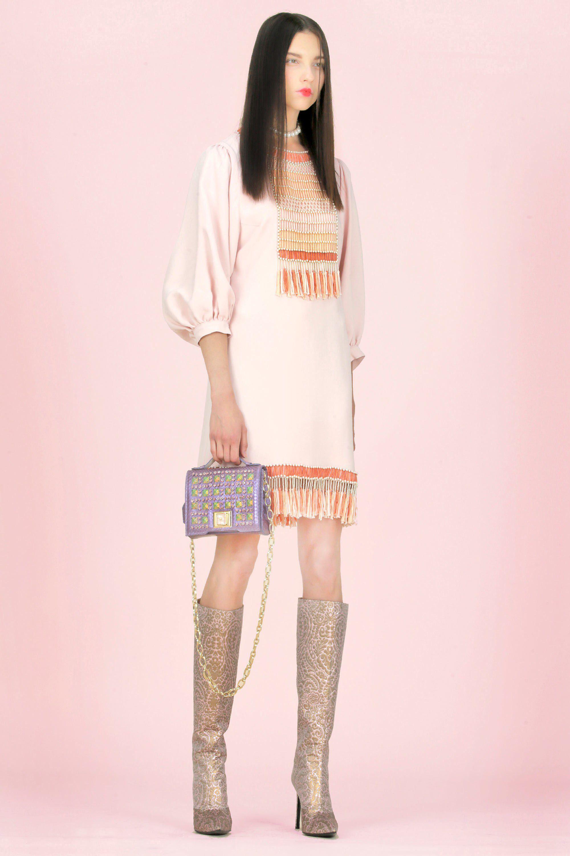 Andrew Gn Resort 2018 Fashion Show | Fashion, Couture fashion, Textiles fashion