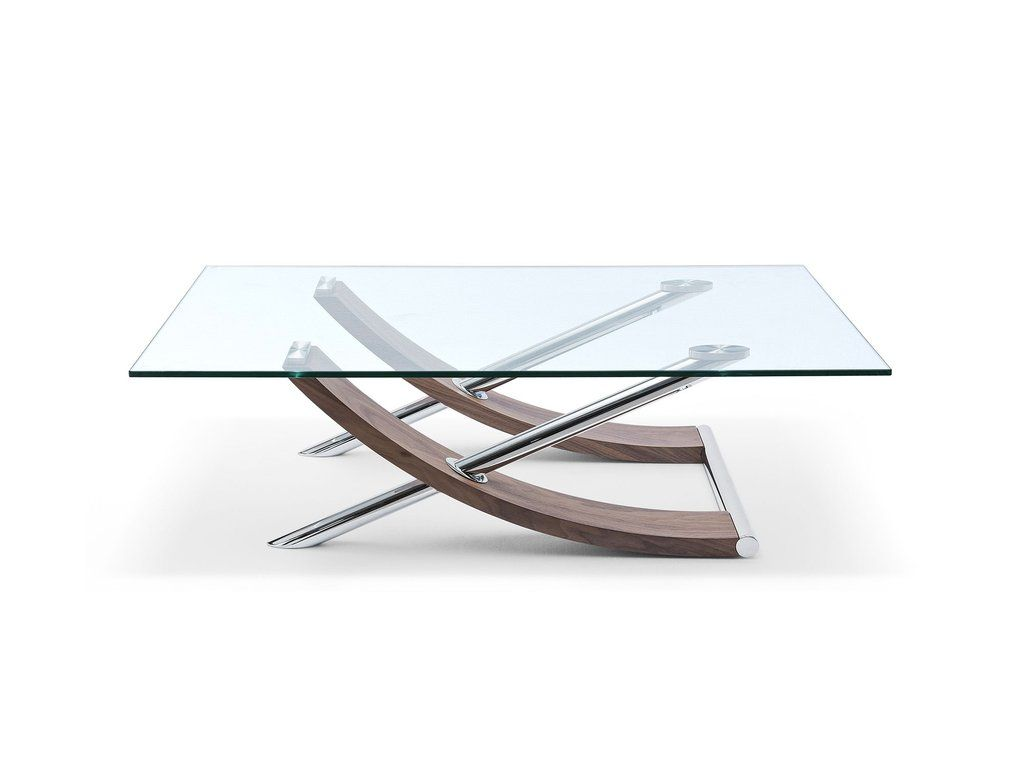 Robin Coffee Table 1 2 Clear Glass Top Natural Walnut Veneer Chrome Legs Coffee Table Walnut Coffee Table Tea Table Design [ 768 x 1024 Pixel ]