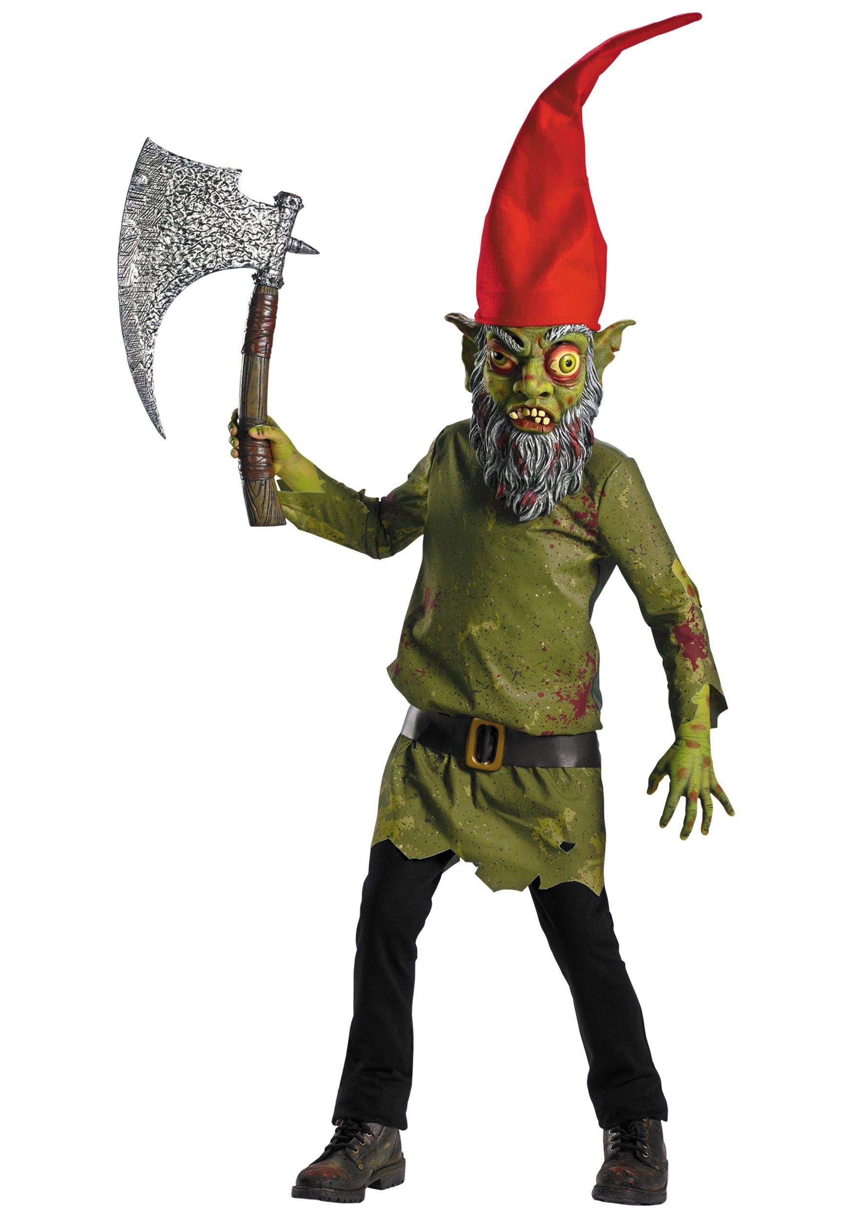 Wicked Troll Costume | Gnome costume, Troll costume and Boy ...