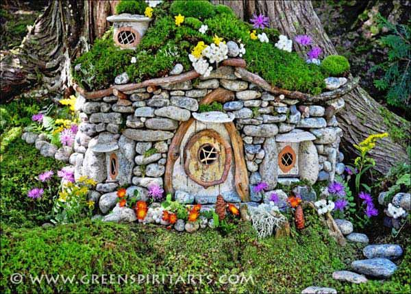 26 fabulous garden decorating ideas with rocks and stones well in the