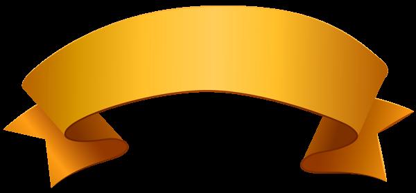 Orange Banner Png Clip Art Clip Art Art Images Banner