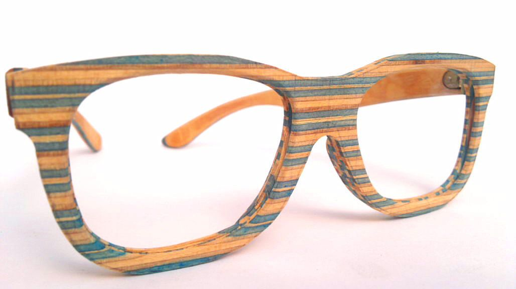 9288088c88f Sk8shades. Wooden sunglasses from old skateboards
