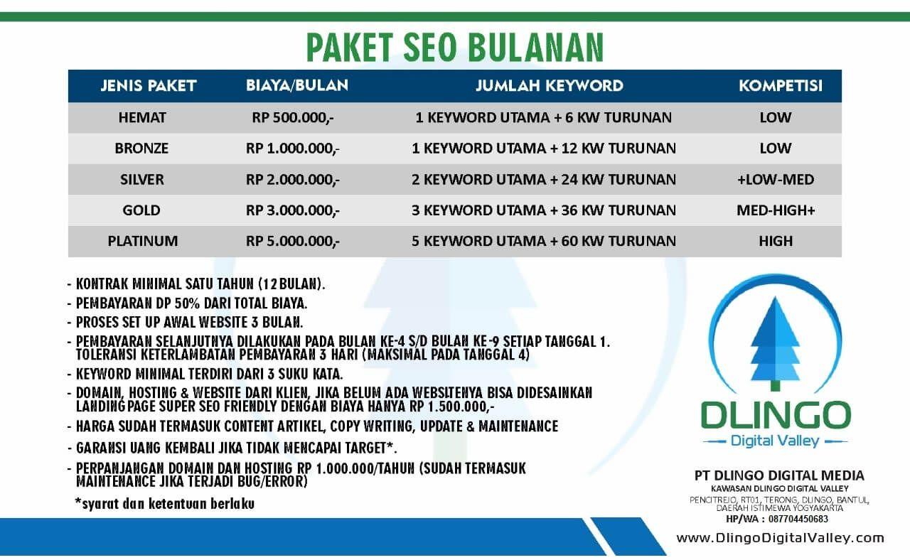 Jasa Seo Terbaik Di Indonesia Terpercaya Dan Bergaransi Desain Web Marketing Website