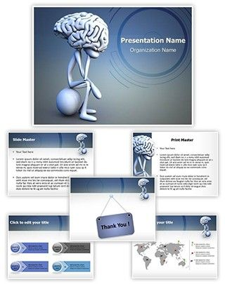 Emotional Intelligence Concept Powerpoint Template is one of the