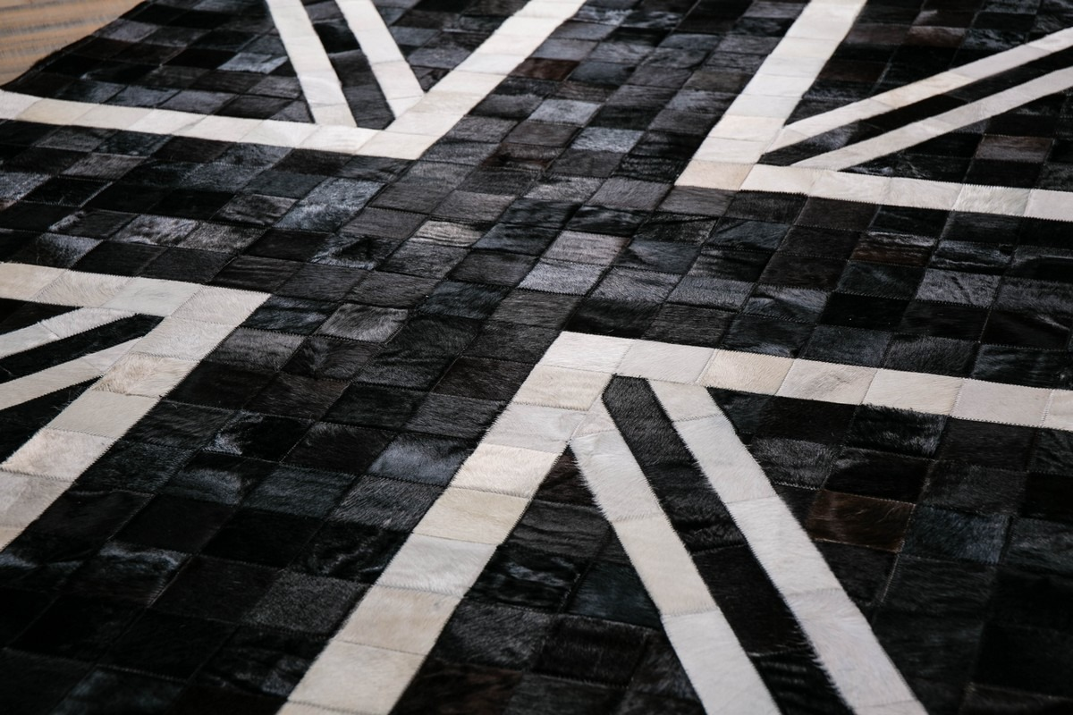 Black Union Jack In 2019 Products Types Of Flooring