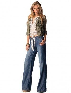 Estos jeans te sacan de cualquier apuro
