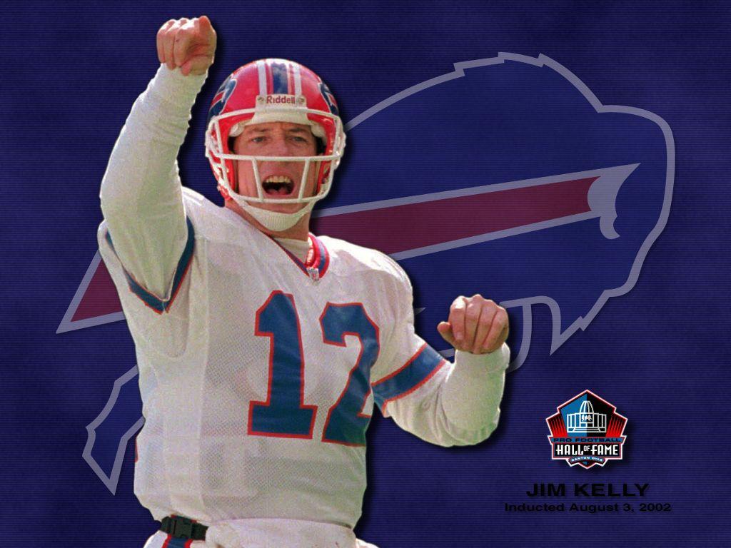 Jim Kelly Buffalo Bills Nfl buffalo bills, Buffalo