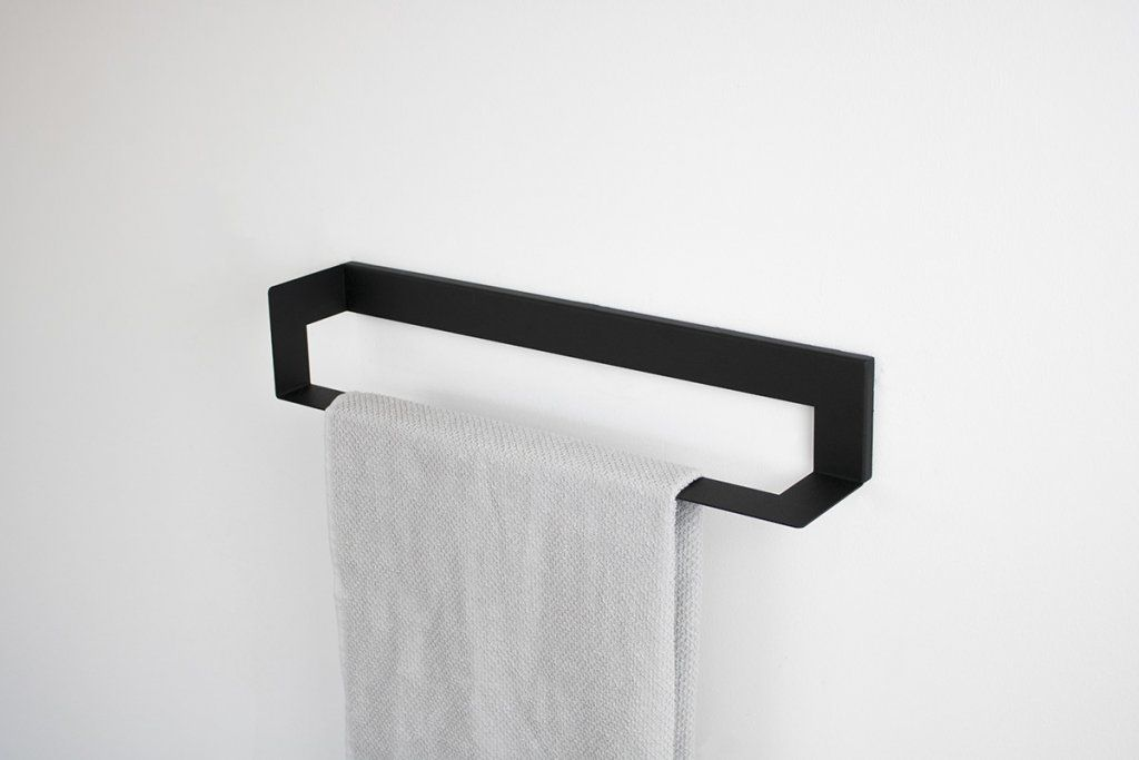 Nowoczesny Wieszak Na Reczniki Tu 6 Bathroom Design Wall Lights Design